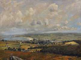 John Alford - 'A Shropshire Scene'