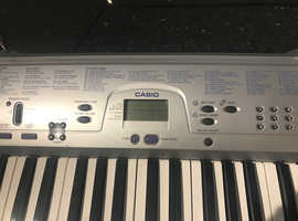 CASIO CTK-230 KEYBOARD AS NEW