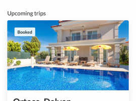 5 bedrooms holiday villa for rent