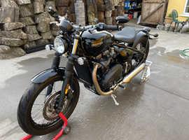 Triumph Bonneville Bobber 1200cc