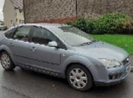 Ford Focus, 2007 (56), Manual Petrol, 135,800 miles