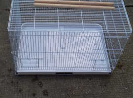 4 budgie  or canany cages