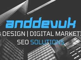 Web Design, Digital Marketing and Social Media Management