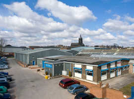 Industrial Units To LET from £195pcm