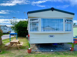 Static caravan swap for mobile home