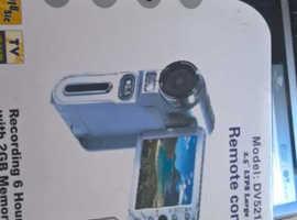 Handheld camcorder NEW