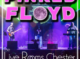 Pinked Floyd at the Live Rooms Chester - Fri 10th May