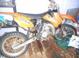 KTM 85cc