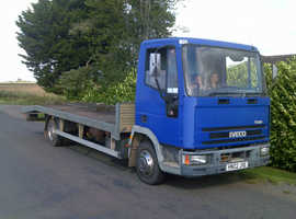 7.5 TONNE RECOVERY EXPORT BANGER LORRY TRACTORS VINTAGE SHOW BEAVERTAIL AFRICA EUROPE