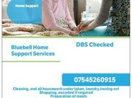 Bluebell Home Support Services