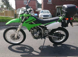 2010 Kawasaki KLX250