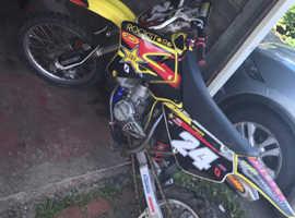 Rm85 2010 model