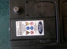 12volt varta car battery