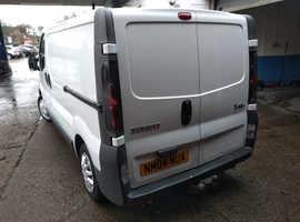 Vauxhall Vivaro Van 2004 (SWB) 130000