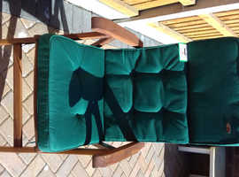 Alexander Rose Seat Cushions for garden recliners (4)