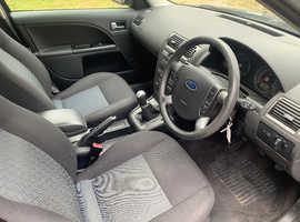 Ford Mondeo, 2006 (06) Blue Hatchback, Manual Diesel, 123,000 miles