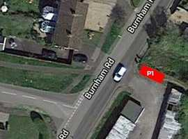 Pirvate off road parking space for rent in Tadley near Basingstoke