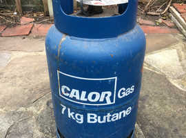 Calor gas 7kg butane cylinder