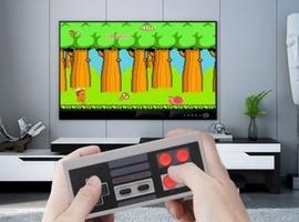 Mini TV Handheld Retro Video Game Console