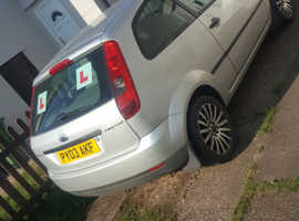 Ford Fiesta, 2003 (03) silver other, Manual Petrol, 110000 miles