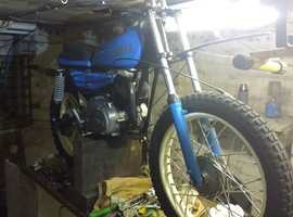Yamaha TY80 project (but almost done)