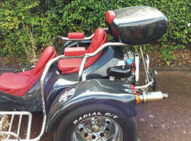 Rewaco hs4 vw Trike