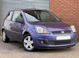 Ford Fiesta 1.4 Zetec Climate Edition Very Very Low Mileage on This Stunning Little Fiesta