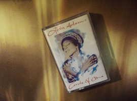 """Oleta Adams """"Circle of One"""" Audio cassette album"""