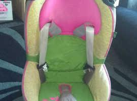 Maxi-Cosi Group 1 child's car seat