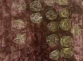 Craft baskets wire x 16