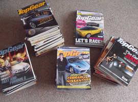 Topgear magazines
