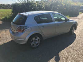 Vauxhall Astra, 2010 (59) Silver Hatchback, Manual Petrol, 72,912 miles