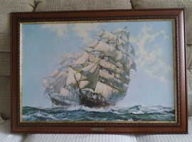 Reproduction of 2 1860's sailing vessels - Ariel and Taeping