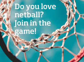 Have fun playing netball at our social league