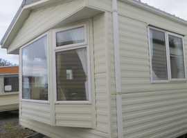 Willerby static caravan 35x12 2 bedrooms
