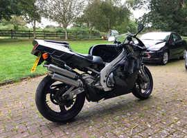Rgv250 moterbike