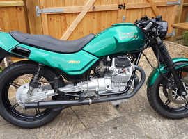 Moto Guzzi Targa