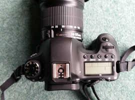 Canon 6D + Canon 28-105 STM lens + Extras