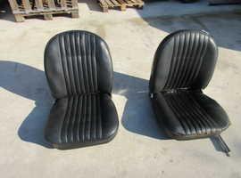 Front seats for Fiat 1500 Cabrio et Osca