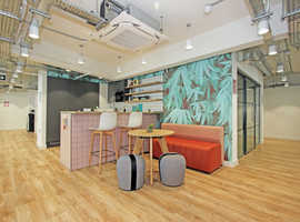 OFFICE SPACE: 57A HATTON GARDEN - EC1N 8JG - Available Now, Commercial Space, Flexible