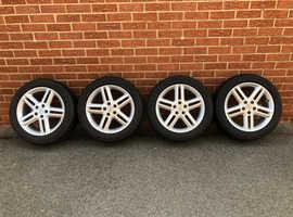 "Momo 16"" alloys wheels"