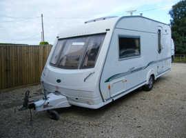 Bessacarr 495 sl 2004 luxury caravan