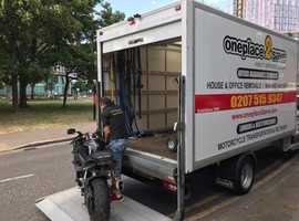Motorcycle Recovery Services