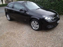 LOW MILES Vauxhall Astra, 2009 (59) 1.6i SXi sport  3dr