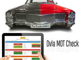 Vehicle Mot Check  £   9.9