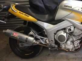 Yamaha TDM (4tx) 850