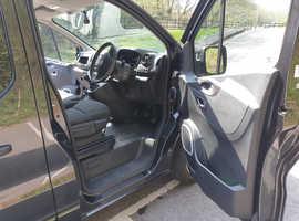 Vauxhall Vivaro 1.6 CDTi ecoFLEX BiTurbo Sportive 2900 Crewcab 5Dr NO VAT