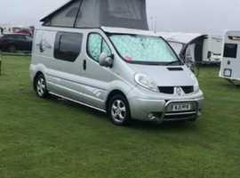 Renault Trafic camper van