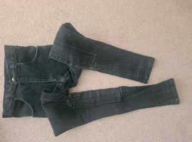 Shires black Jean jodphurs