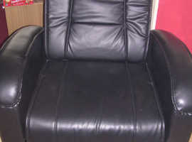 Free reclining armchair